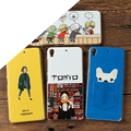 Pc cartoon painted for Fly  IQ4516 Tornado Slim mobile phone shell  cute comic characters mobile phone Case so cool  hard shell