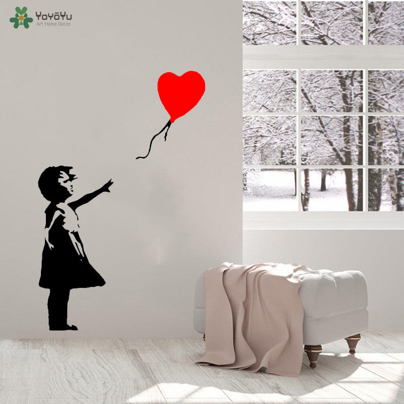 top 9 most popular wall decor balloon with girl brands and ...