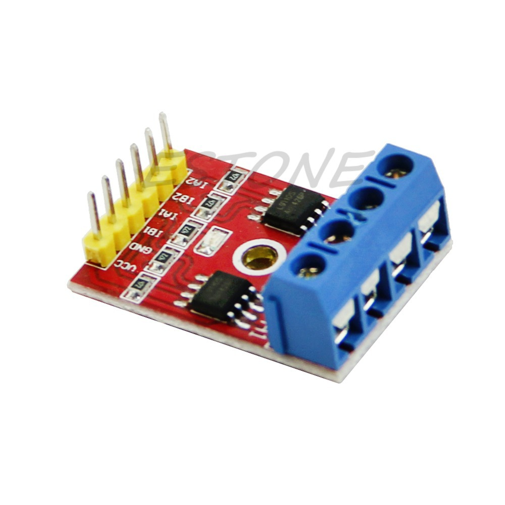J34 free shipping l9110s dual dc stepper motor driver for Stepper motor integrated controller