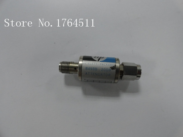 [BELLA] ORIGINAL 8493B 10/20dB DC-18GHZ 2W SMA Coaxial Fixed Attenuator