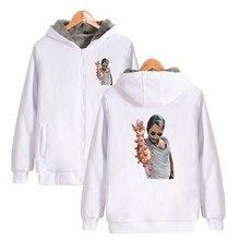ALIZAZA Salt Bae Hoodie Sweatshirt Fashion Print Funny Design High Quality Cotton Pullover Harajuku Hoodies Nusret Gokce thicken