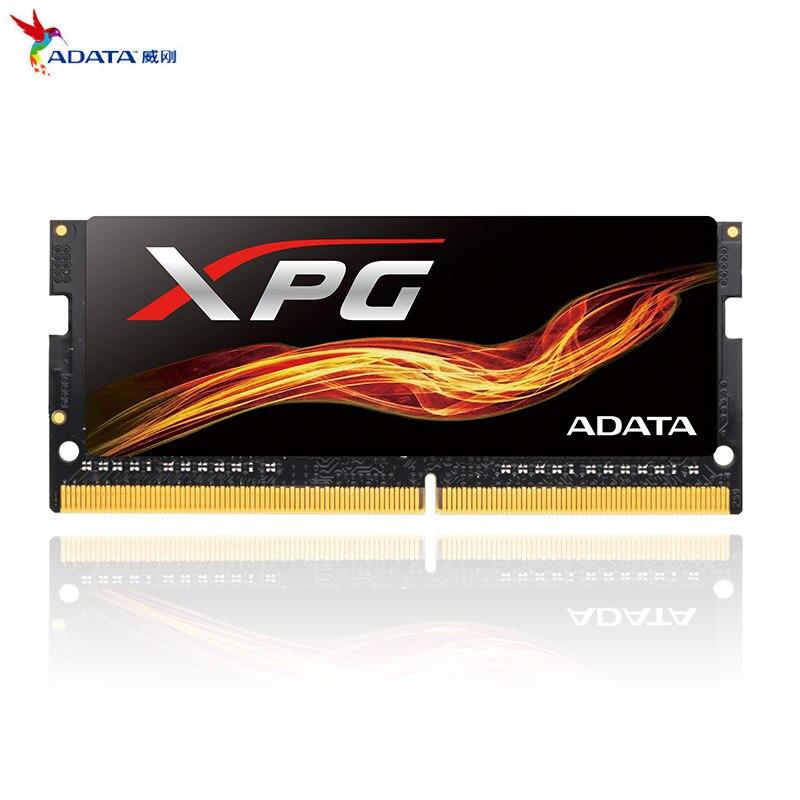 High performance Original ADATA Laptop Memory Ram 8GB 4GB DDR4 2400MHz 1.2v Ram Memory SO-DIMM Compatible with DDR4 4GB 2133MHz suntrsi sealed ddr4 8gb memoria ram 2133mhz 2400mhz laptop memory ddr high compatible