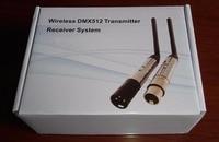 1PC Receiver 2.4Ghz Wireless DMX512 Signal Controller 1X DMX 512 Wireless Receiver For Stage Par Light Wifi Transmitter