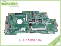 NOKOTION 615969 001 for HP Mini 100e 110E Laptop motherboard SLBX9 N455 CPU DDR3