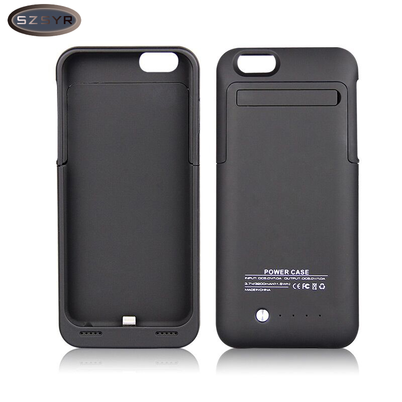iphone 5a case 3500mah battery for iphone 6 6s 4 7inch external 11068