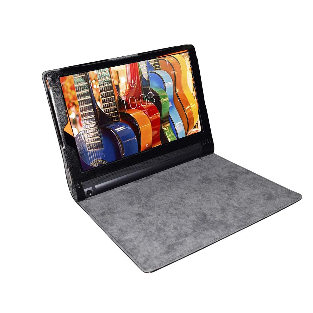 para la For Lenovo Yoga Tab 3 10.1 Cover Stand Flip Folio for YT3-X50F X50M X50L Protective Tablet Leather book Case