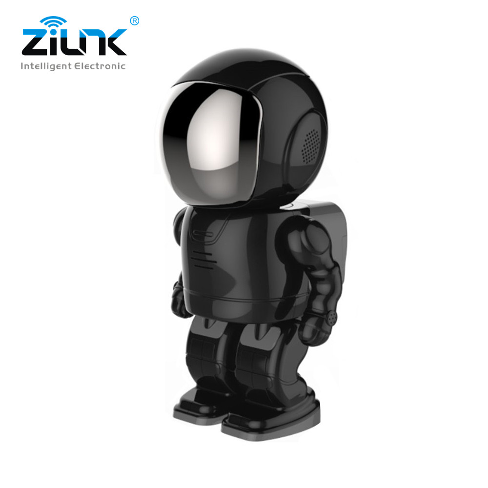 ZILINK New Arrival Robot Camera 1080P HD WIFI IP Camera Wireless Network Baby Monitor Night Vision Onvif Two Way Audio YOOSEE