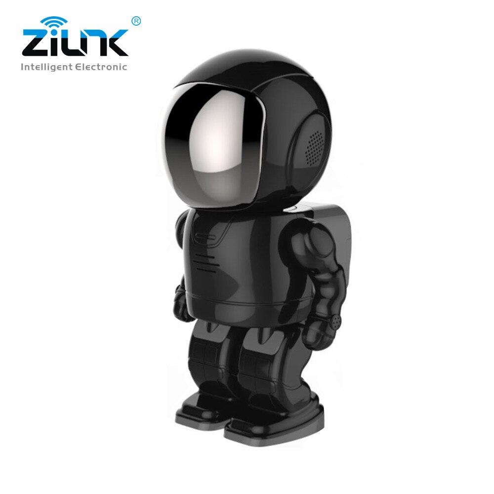 ZILINK Nouvelle Arrivée Robot Caméra 1080 p HD WIFI IP Caméra Réseau Sans Fil Bébé Moniteur de Vision Nocturne Onvif Deux Façon audio YOOSEE