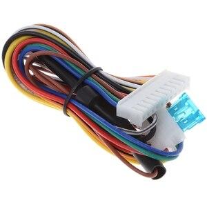 Image 5 - Kit de sistemas de alarma de coche Universal cerradura de puerta Central remoto de coche, sistema de entrada sin llave de vehículo con 2 controladores remotos