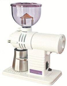 Image 3 - Molinillo de café de 10 velocidades, fresa de dientes fantasma, rectificadora fina gruesa de 220V/ 110V