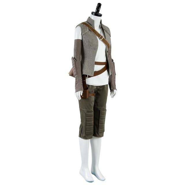 Comprar ahora Star Wars rey traje adulto mujeres Star Wars 8 Cosplay ...