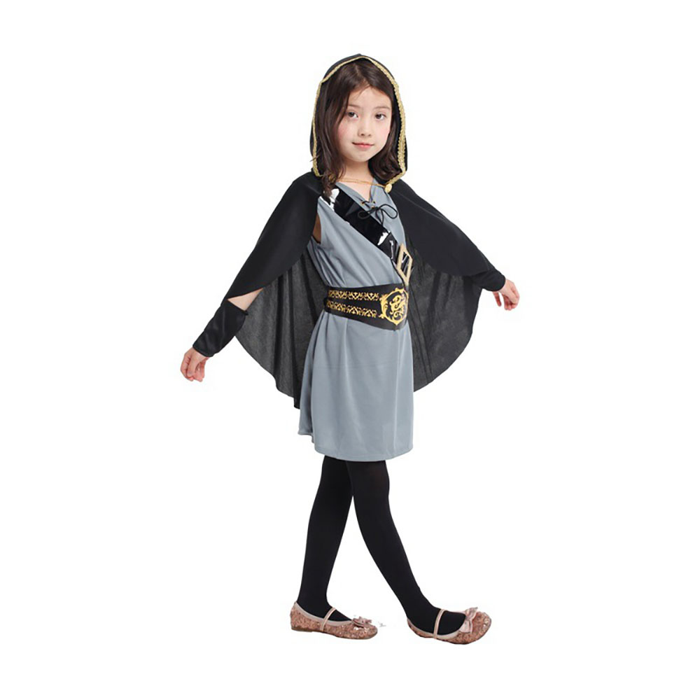 the midnight huntress kids costume little girl fancy dress cool