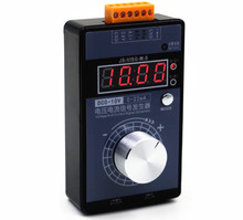 New Digital 4-20mA 0-10V Voltage Signal Generator 0-20mA Current Transmitter With 3.7V Chargable Battery 4 20ma calibration current voltage signal pressure display signal generator dds b s k e r j t n thermocouple rs485 modbus rtu
