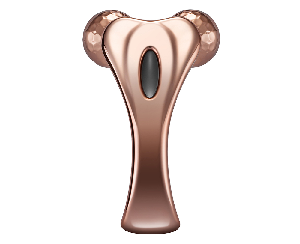 3D Massager solar Platinum Roller Face Body Slimming Tightening Machine Microcurrent V-Face Slimming Massager Tools for facial
