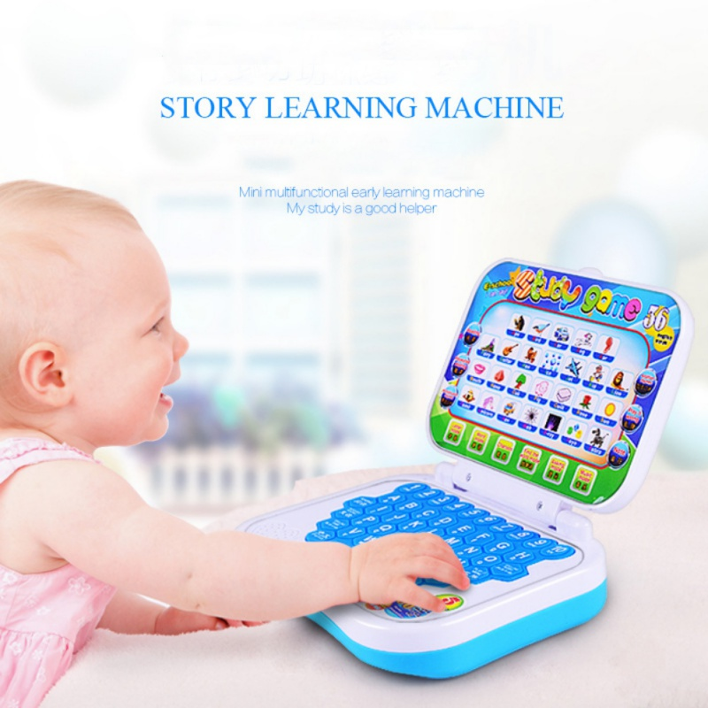 Children's Educational Educational Toys Multi-function Learning Machine Baby Toy Sounds Electronic Notebook Music Sounding Toys