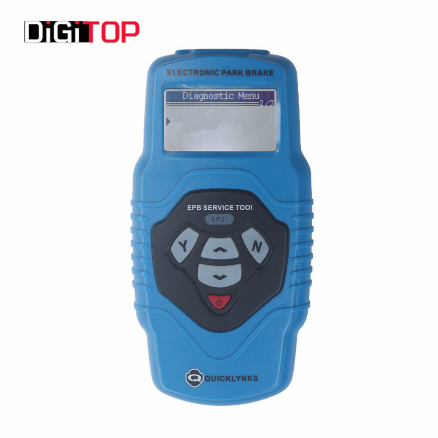 Electronic Parking Brake EPB Service font b Tool b font EP21 Multilingual Updatable One Year Warranty