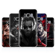 ФОТО metal gear solid mgs v phone case shell for samsung galaxy s4 s5 s6 s7 edge s8 s9 plus note 8 2 3 4 5 a5 a7 j5 2016 j7 2017