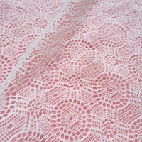 Vintage Circle Perspective Soft Lace Fabric Sexy Lingerie Fabric Casual Shirt Handmade Evening Dress Sewing Cloth