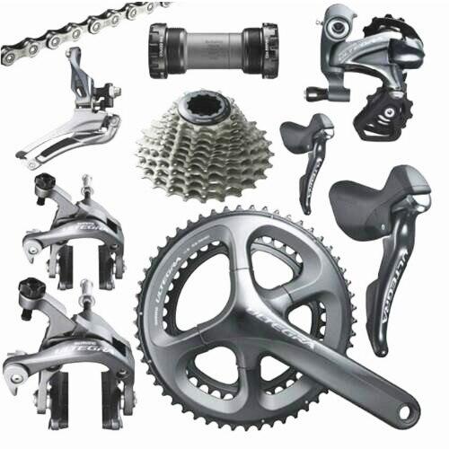 shimano Ultegra 6800 50/34 53/59 170/172.5mm11 Speed road bike bicycle groupset все цены