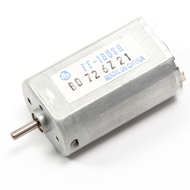 FF-180SH Mute Motor For Shaver Electric Motors 2.4V 10800RPM 0.05W-5.6W Electric Motors for Shaver  ...