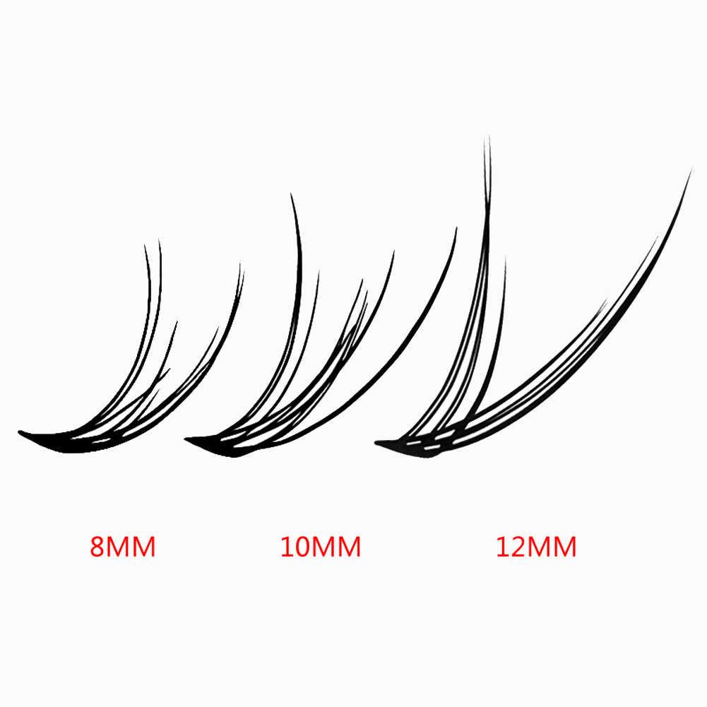 8dbe6722bea ... 8/10/12mm SHIDI Soft False Eyelashes Clusters Long Curly Grafting  Lashes Extension