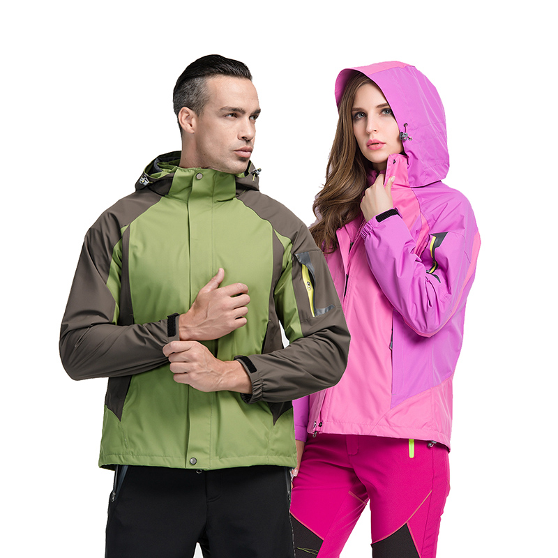 Brand New Mens and Womens Windstopper Waterproof 3in1 Hiking Jackets Softshell Fleece Outdoor Sport Coat FRH563
