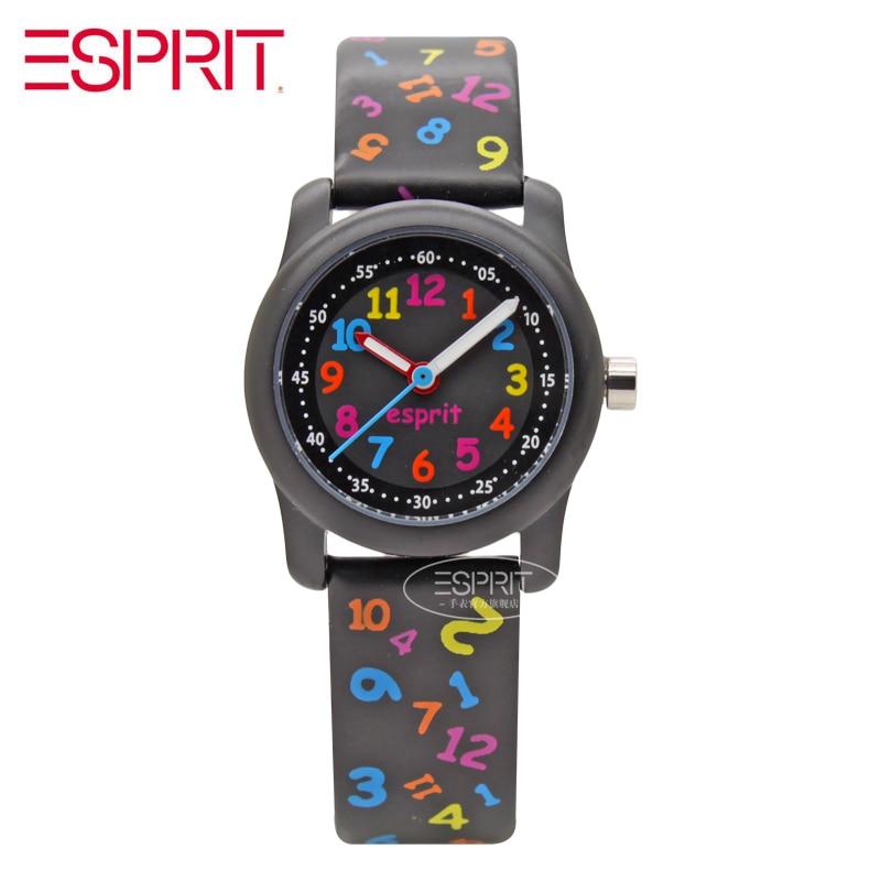 где купить ESPRIT fashion watch children watch male and female table  ES000FA4028 по лучшей цене