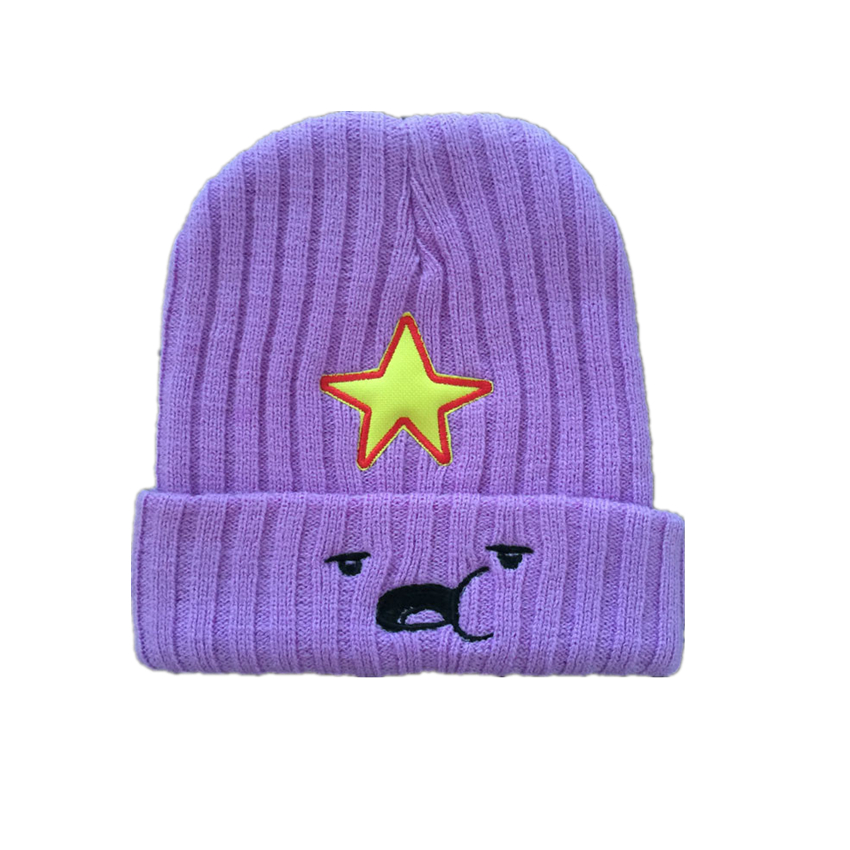 New Fashion Winter Hats Beanies For Women Lovely and Cute Hats New Modno Lumpy Space Princess Hat Bonnet Cap Casual Gorros fashion autumn and winter knitting wool hat men and women winter cap lovely hair ball beanies bone gorros accessory colorful new