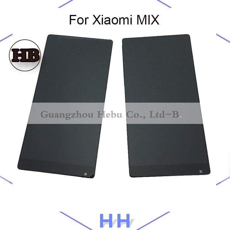 Бесплатная доставка 6.4 дюймов HH Для Сяо Mi x ЖК-дисплей Дисплей Сенсорный экран планшета Ассамблеи для сяо Mi mi X ЖК-дисплей Запчасти для авто