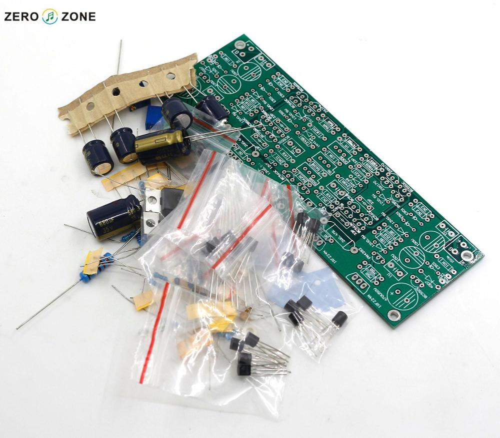 GZLOZONE bricolage haut de gamme B22 Mono Kit amplificateur casque Base sur Beta 22
