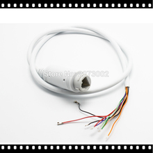 HKES Video Surveillance CCTV Equipment Waterproof  POE Community Cables For POE IP Digicam