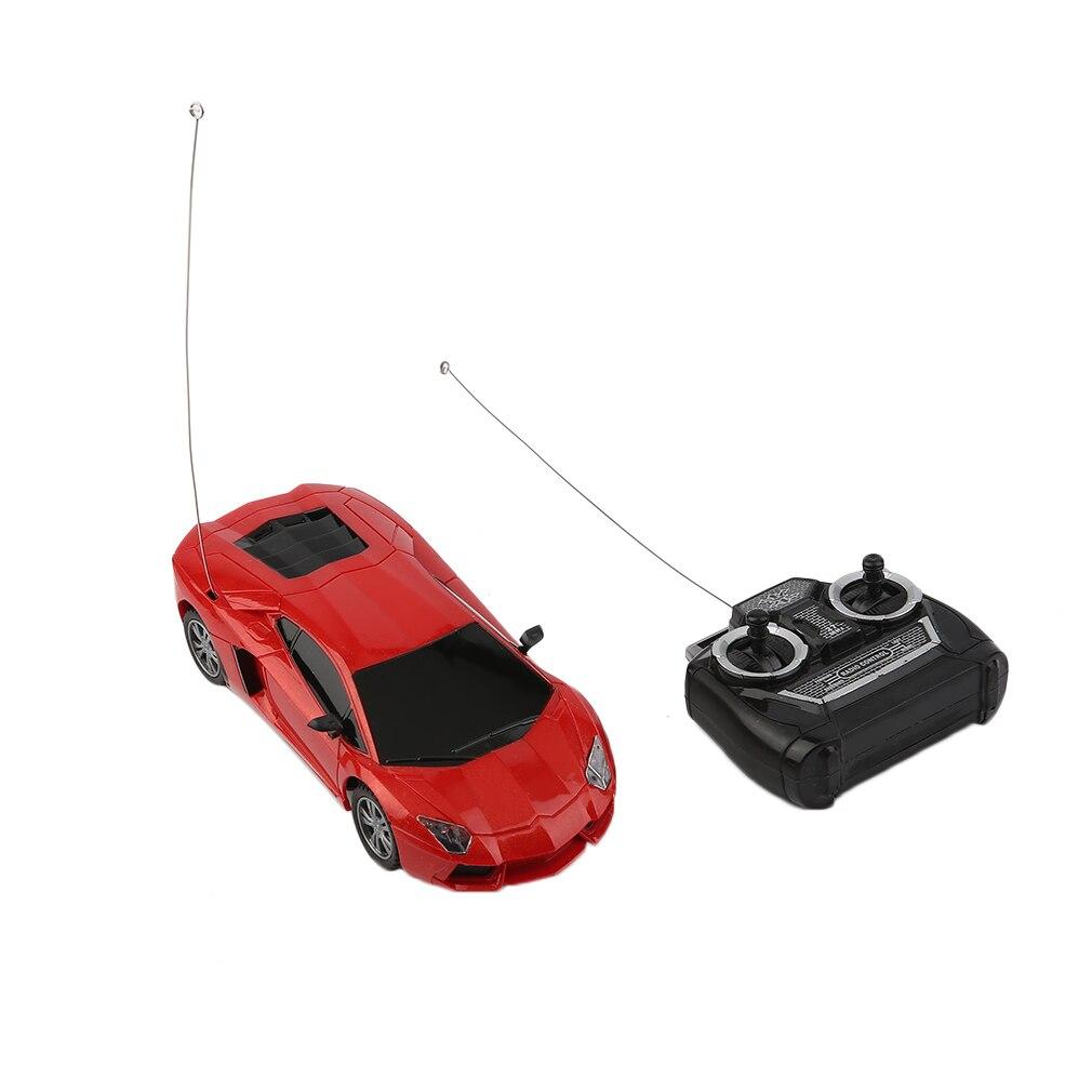 RC Car 1:24 niños chico juguetes de Control remoto eléctrico 4 canales clásico de Control de velocidad de carreras coche chico s juguetes regalos nuevos