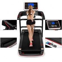 HD цветной экран, электрическая беговая дорожка, wifi, многофункциональное оборудование для упражнений, пробежка, тренировка в помещении, спорт для дома, беговые дорожки