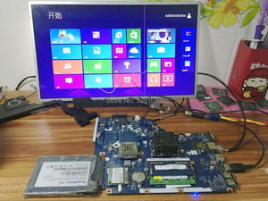 Image 5 - Carte mère pour ordinateur portable Acer LA 7092P 5253 5250 P5WE6 LA 7092P, processeur Acer Aspire 5253 5250, MBNCV02001, processeur 100%