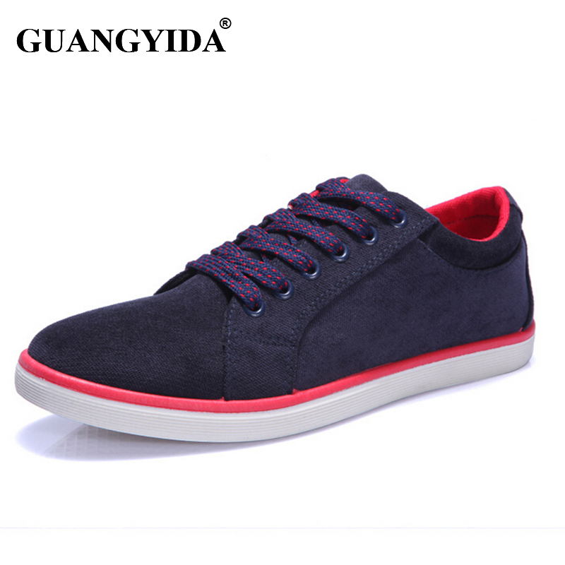 Aliexpress.com : Buy Brand Men Casual Shoes Fashion Lace ...
