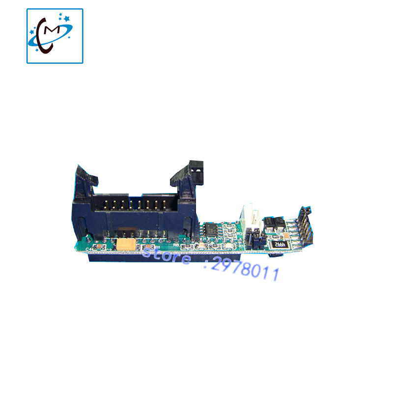 2pcs wholesale digital printing machine printer Flora Polaris PQ512 print head connector card LJ320P interface card V1.3 sale original jnf electromagnetism valve jnf f 01 jhf vista leopard myjet rtz flora yongli xuli uv inkjet printer and flat printing