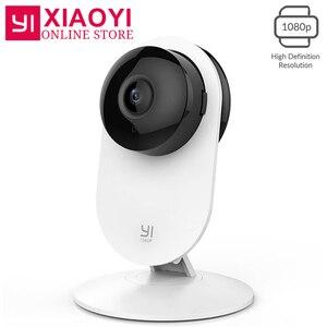 Internation EditionYI 1080p Home Camera Wireless WIFI IP Camera Xiaomi YI Security Mini Surveillance System 3D Noise Reduction