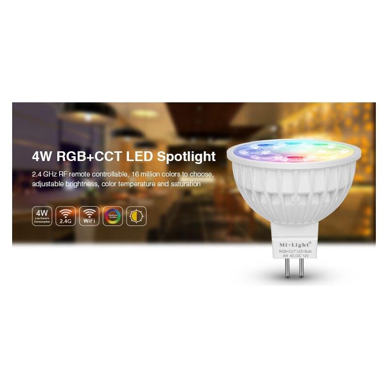 Ми жарық Dimmable 4W MR16 AC86-265V GU10 - LED Жарықтандыру - фото 5