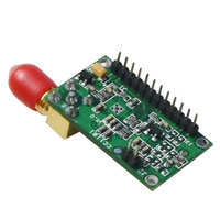 vhf uhf 38400bps VHF UHF משדר מודול 433MHz מקלט אלחוטי RS485 משדר 868 MHz עבור מערכת אלחוטית מוטבע (4)