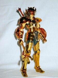 Модель фанатов saint seiya Ткань Миф весы/Посейдон металлическое оружие трезубец не содержит фигуру
