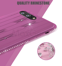 Diamond Glitter Matte Case For iPhone