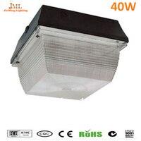 Потолок пятно света 40 Вт AC110 240V потолок Панель свет Средства ухода за кожей индукционные проходов балкон Кухня Ванная комната лестницы откр