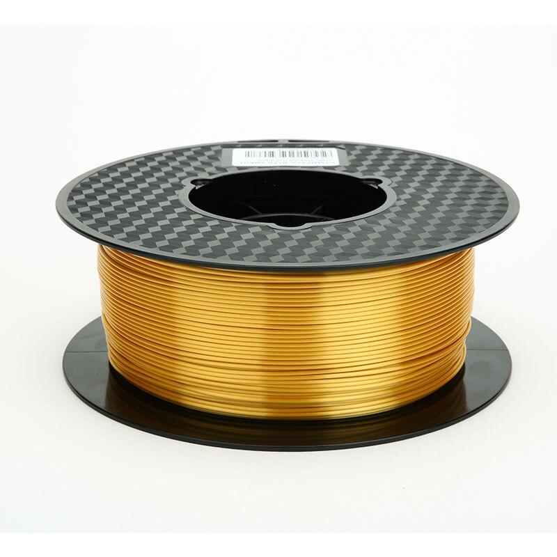 3d Drucker Filament Seide Textur Gefühl Gold 1 Kg Seidige Reiche Glanz Pla Kupfer Goldene Silber 3d Druck Materialien 13 Farbe Büroelektronik 3d-drucker Und 3d-scanner