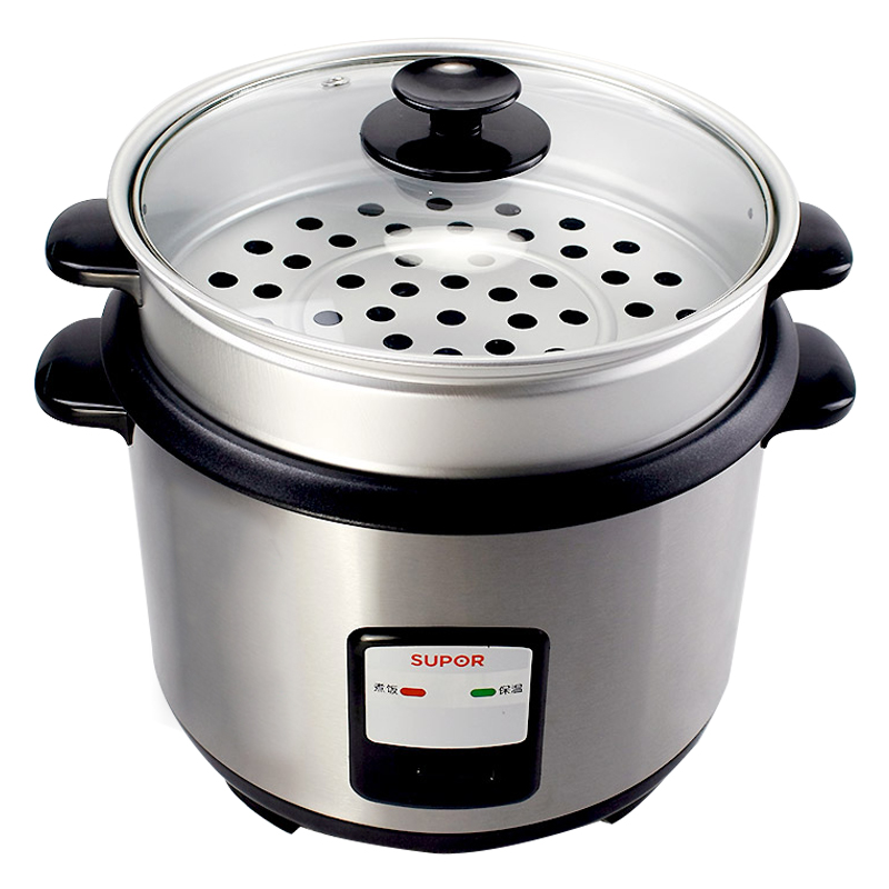 Instructions for using pampered chef rice cooker