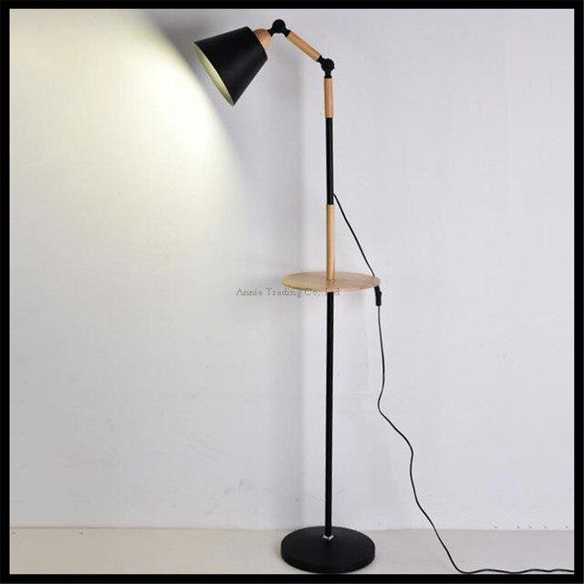 2017 nieuwe Moderne lamp woonkamer staande lamp slaapkamer vloer ...
