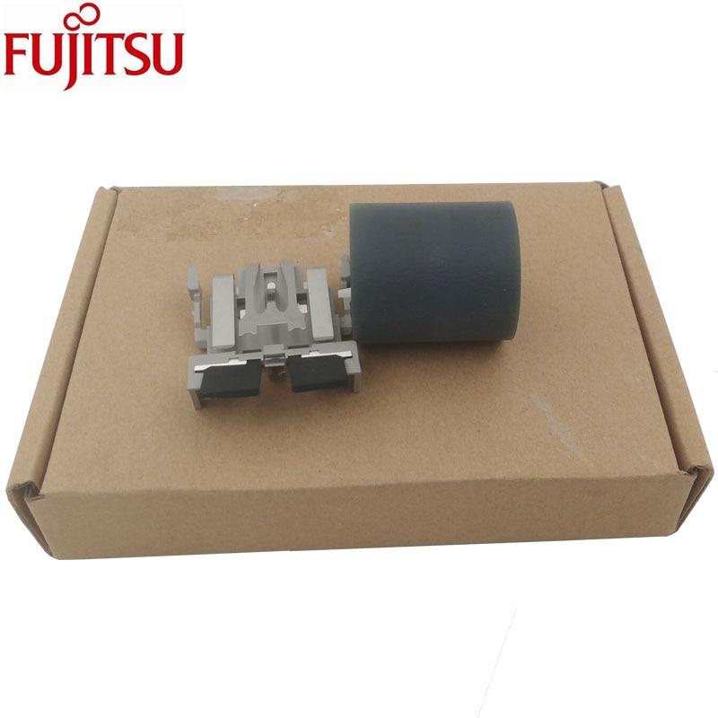Image 3 - Pick Roller + Pad Assembly Fujitsu Fi 5110C fi 5110EOX fi 5110EOX fi 5110EOXM S500 S500M S510 S510M PA03360 0001 PA03360 0002pick rollersroller assemblyfujitsu pick roller -
