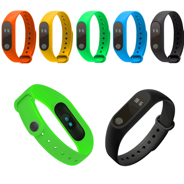 Digital LCD Walking Pedometer Wrist Sport Fitness Watch Bracelet Display Sports Tracker Running Step Calorie Counter
