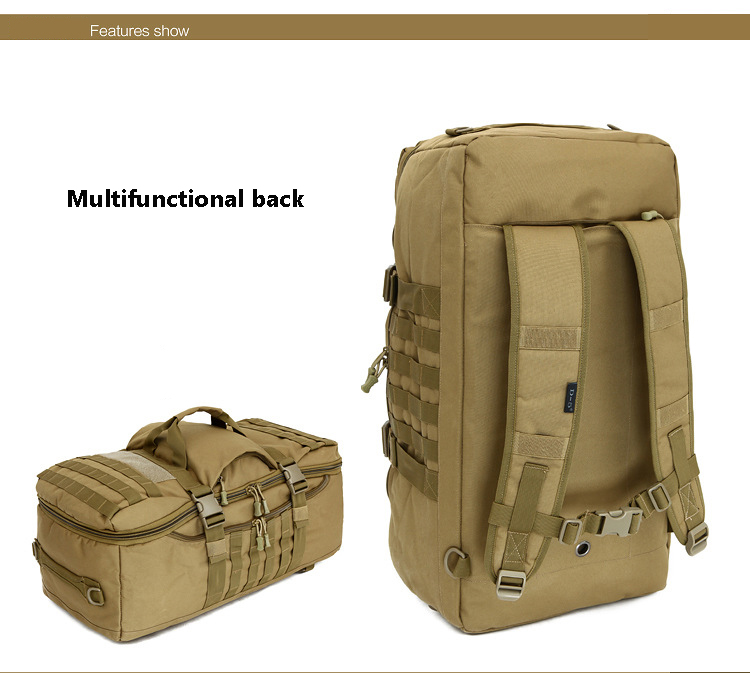 backpack 60l waterproof
