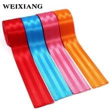 10 Meters Roll Seat Belt Webbing Strap Thicken Car Seat Stroller Safety Belt Harness Backpack Belt Straps Fashion Color Ribbon