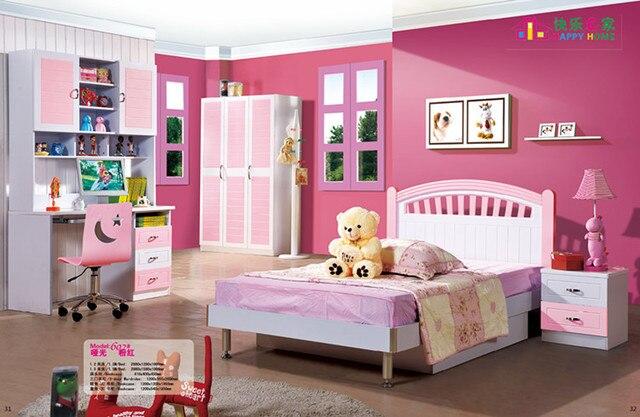Muchacha del muchacho de doble cuna cama muebles para niños los ...